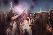 Colour Day Festival: Πλημμύρισε χρώματα το ΟΑΚΑ!