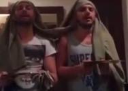Το απίστευτο βίντεο Βρεττού - Δόξα που κάνει θραύση στο διαδίκτυο!