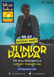 Junior Pappa - 'Sunday Party' στο Blue Lake