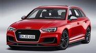 Έτσι θα είναι το νέο Audi RS4