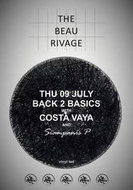 Siampanis P. & Costa Vaya στο Beau Rivage