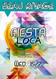 Fiesta Loca στο Beau Rivage
