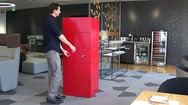 Το έπιπλο ντουλαπιών… Transformer! (video)