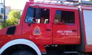 Πάτρα: Φωτιά ξέσπασε σε οικόπεδο με ξερά χόρτα στα Κάτω Συχαινά