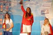 Αργυρό μετάλλιο για την Αριάδνη Σπανάκη στο Ευρωπαϊκό πρωτάθλημα Όπτιμιστ
