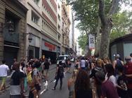 Πανικός στην Βαρκελώνη: Άγνωστοι άνοιξαν πυρ - Πληροφορίες για νεκρούς και τραυματίες (pics)