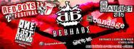 2nd ''Red Boys'' Festival στην Αγία Βαρβάρα Γιαννιτσών