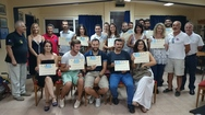 Πάτρα: Με επιτυχία η απονομή διπλωμάτων της 82ης Σχολής Ιστιοπλοΐας Ανοικτής Θάλασσας