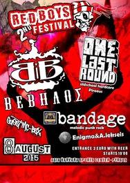 2nd REDBOYS Festival