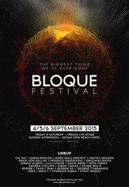 Bloque festival 2015 στην Καβάλα