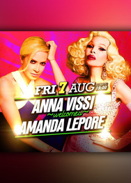 Άννα Βίσση & Amanda Lepore Live at Monarch Mykonos