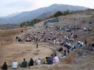 'Απολογία Σωκράτη' - Το έργο του Πλάτωνα στο Αρχαίο Θέατρο Αιγείρας