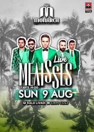 Melisses Live at Monach - Mykonos