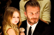 H συνήθεια της Harper Beckham που έχει ξεσηκώσει τους παιδοψυχολόγους! (pics)