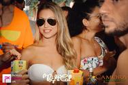 Night Call στο Camora Beach Bar 08-08-15 Part 1/4