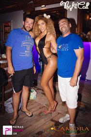 Night Call στο Camora Beach Bar 08-08-15 Part 3/4