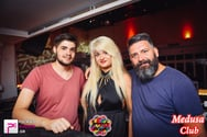 The Push & Lick Party at Medusa Club 12-08-15