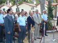 Εορτασμός του Ι. Ν. Κοιμήσεως Θεοτόκου των Παιδικών Εξοχών της Ελληνικής Αστυνομίας