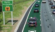 Βρετανία: Κατασκευάζουν δρόμους που θα φορτίζουν τα ηλεκτρικά αυτοκίνητα εν κινήσει (pics+video)