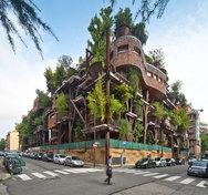 Ένα εντυπωσιακό κτήριο που… φιλοξενεί 150 δέντρα! (pics)