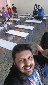 """Γιάγκος Ραυτόπουλος - Έδωσε πανελλήνιες και πέρασε στο """"Οικονομικών Επιστημών""""!"""