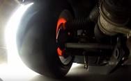 Πόσο ζεσταίνονται τα φρένα ενός αγωνιστικού αυτοκινήτου; (video)