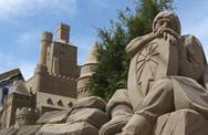Μία βραδιά μέσα σε ένα κάστρο από άμμο (pics)