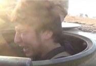 Νεαρός ξεσπά σε κλάματα λίγο πριν κάνει επίθεση αυτοκτονίας (pics+video)