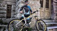 O Πατρινός ποδηλάτης του MTB Νίκος Ανδρεόπουλος σε νέες αναβάσεις και καταβάσεις (pics)