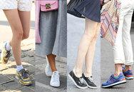 5 τρόποι να φορέσεις τα sneakers σου και να μοιάζεις με... μοντέλο (pics)