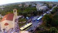 Ο γάμος στο Πετρωτό, με τα λεωφορεία του Αστικού ΚΤΕΛ Πάτρας! (video)