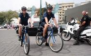 Πάτρα: Κι όμως η τοπική αστυνομία διαθέτει ποδήλατα με φάρους!
