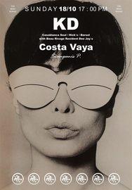 Siampanis P. Costa Vaya & Guest Dee Jay KD στο Beau Rivage