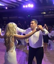 Γάμος για τον Πατρινό επιχειρηματία, Ηλία Παπαδόπουλο και την όμορφη Ελευθερία Μπούκλα!