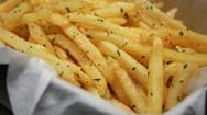 Τα οφέλη της τηγανιτής πατάτας