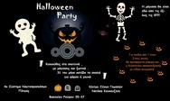Halloween Party στο 4ο Σύστημα Ναυτοπροσκόπων Πάτρας
