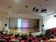 Με μεγάλη συμμετοχή πραγματοποιήθηκε η επιστημονική εκδήλωση 'Φυσικοθεραπεία στην Υγεία των Γυναικών'