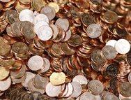 Κατέθεσε 5.000 δολαρία σε… μονόλεπτα κέρματα!