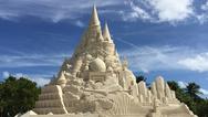 Αυτό είναι το ψηλότερο κάστρο από... άμμο (pics+video)