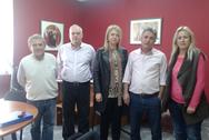 Πάτρα: Συνάντηση συνεργασίας της Ομοσπονδίας Γονέων Αχαΐας με τον Αντιδήμαρχο Παιδείας