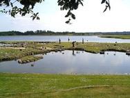 Ένας «Παγκόσμιος Χάρτης» 4.000 τ.μ. στην λίμνη Klejtrup (pics)