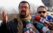 Ο Στίβεν Σιγκάλ θα διδάξει πολεμικές τέχνες την αστυνομία της Σερβίας; (pics)