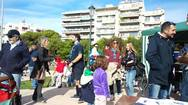 Πάτρα: Με επιτυχία η εκδήλωση του 4ου Συστήματος Ναυτοπροσκόπων στην πλατεία Υψηλών Αλωνίων (pics)