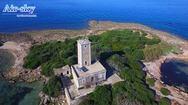 Κάπου κοντά στην Πάτρα υπάρχει ένα... εξωτικό νησί - Δείτε το από ψηλά (pics+video)