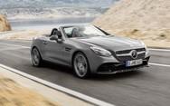Έφτασε με... χίλια η νέα Mercedes SLC (pics+video)