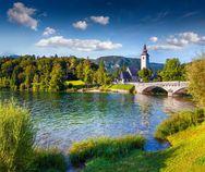 Το κρυφό στολίδι της Σλοβενίας είναι η λίμνη Bohinj (pics)