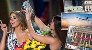 Άμα δείτε τα προνόμια που έχει μία Μις Υφήλιος θα καταλάβετε γιατί έκλαιγε η Μις Κολομβία (pics+video)