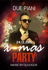 X mas party στο Due Piani