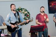 Ρεβεγιόν Χριστουγέννων με Γιώργο Λιανό και Γιάννη Βαρδή! (Δείτε φωτο)