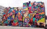 Δείτε τις πιο «ζωγραφισμένες» γειτονιές του κόσμου! (pics)